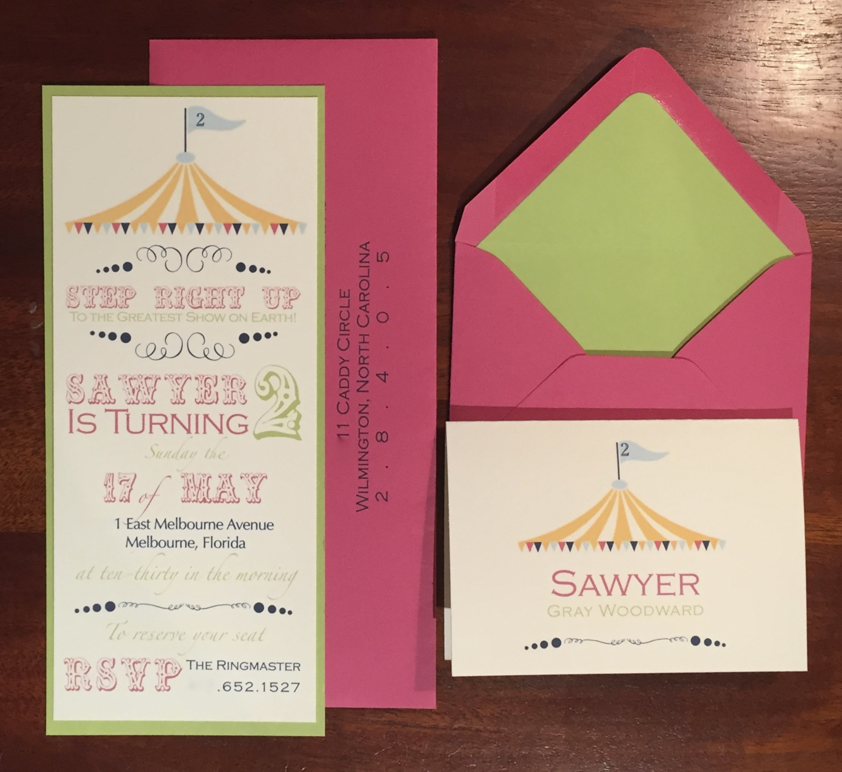 Envelope Liners – After A While Crocodile