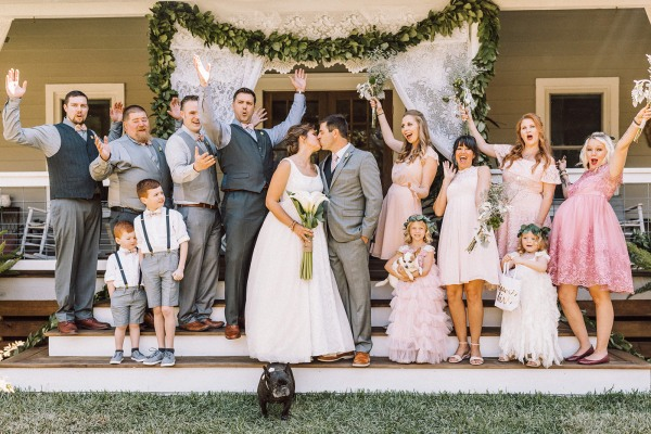 Vintage Garden Party Inspired Backyard Wedding_ Melbourne_ Florida- Jay+Stephanie-43