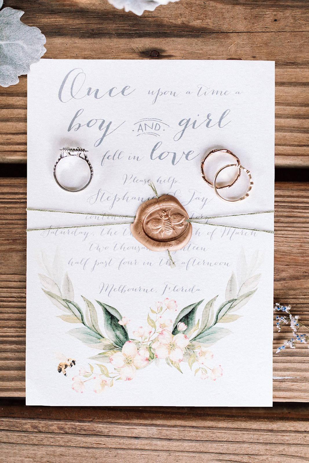 Vintage Garden Party Inspired Backyard Wedding_ Melbourne_ Florida- Jay+Stephanie-91