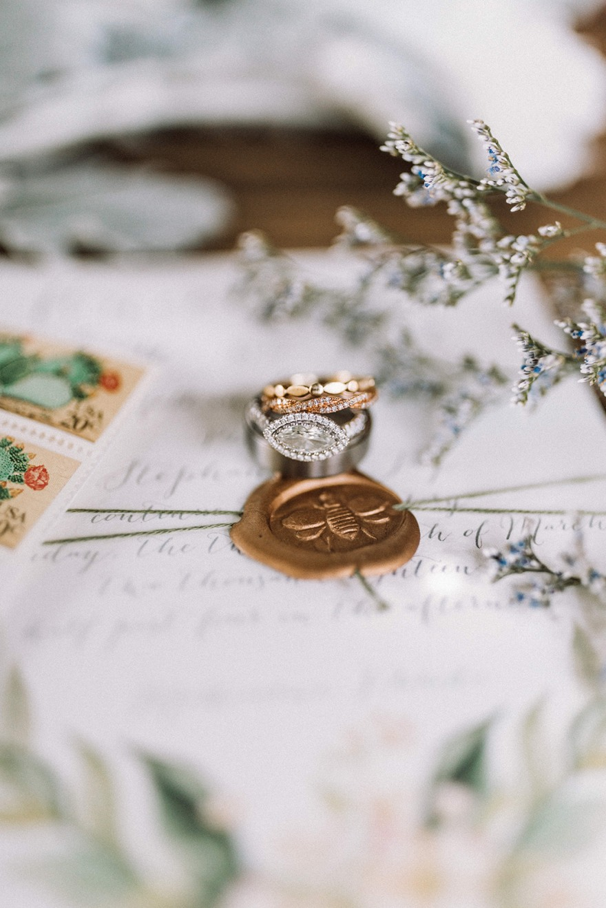 Vintage Garden Party Inspired Backyard Wedding_ Melbourne_ Florida- Jay+Stephanie-92
